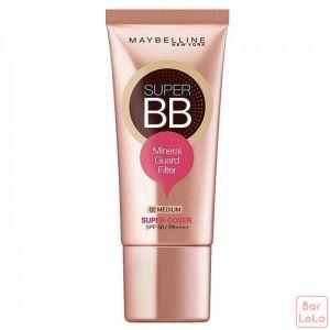 MAYBELLINE NEW YORK BB SUPER COVER 02 MEDIUM 30 ML(G2749800)-63606