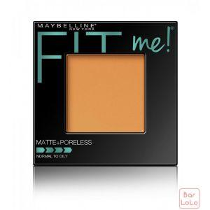 MAYBELLINE NEW YORK FIT ME MATTE & PORELESS POWDER 330 TOFFEE  8.5G (G3393100)-63621