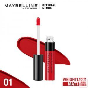 Maybelline Sensation Liquid Matte 01 To The Fullest  (G3646700)-70366