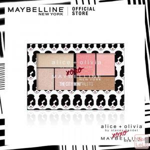 MAYBELLINE ALICE & OLIVIA THE CITI MINI PALETTE EYE SHADOW ( G3763300 )-73472