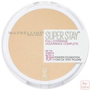 MAYBELLINE SUPER STAY 24HR POWDER FOUNDATION 220 GOLDEN NATURAL GEIGE-78426