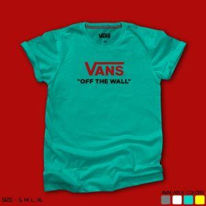 Men T-Shirt (Vans Off The Wall)
