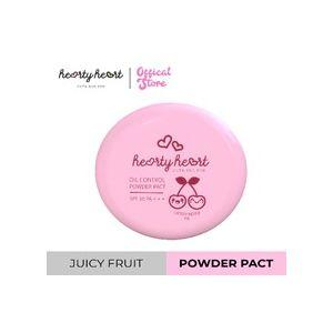 Hearty Heart Juicy Fruits Powder Pact (4.5g)(Cherry Pie)