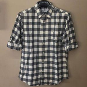 Men Flannel Shirts (XIX002)