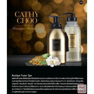 Cathy Choo 9 Pollens Body Mousse Cleanser ( 550ml )-27913