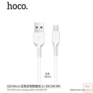 Hoco X1 Rapid charging cable Micro 2M-50669