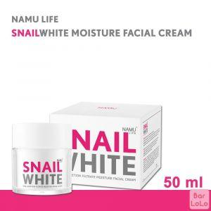 Namu Life Snail White Snail Filtration Filtrate Moisture Facial Cream (50ml)-54093