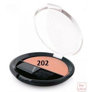 Golden Rose Silky Touch Blush-On-56153