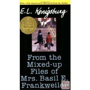 From the Mixed-Up Files of Mrs. Basil E. Frankweiler ( Code - 853548 )-56561