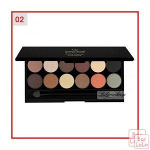 Golden Rose Selective Color Palette Eyeshadow-57617