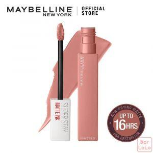 MAYBELLINE NEW YORK SUPER STAY MATTE INK LIQUID LIPS 60 POET 5ML(G3499400)-62750