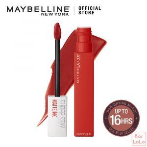 MAYBELLINE NEW YORK SUPER STAY MATTE INK CITY EDITION LIQUID LIPS 205 ASSERTIVE 5ML (G3579000)-62834