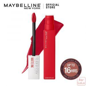 MAYBELLINE  NEW YORK SUPER STAY MATTE INK CITY EDITION LIQUID LIPS 220 AMBITIOUS 5ML(G3578900)-62836