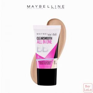 MAYBELLINE NEW YORK CLEAR SMOOTH BB CREAM 02 NATURAL 18ML (G1710701)-63479