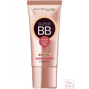 MAYBELLINENEW YORK BB SUPER COVER 01 NATURAL 30 ML (G2749700)-63605