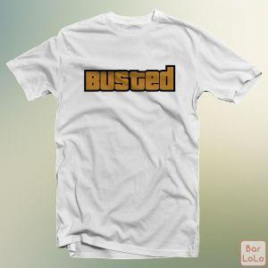 Men T-Shirt (Busted) (L)-73979