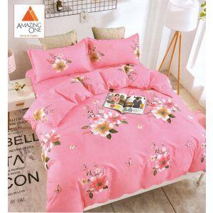 Amazing One Double Bedsheet Set (5in1, Fitted)AZMYB5D