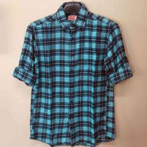 Men Flannel Shirts (XIX003)