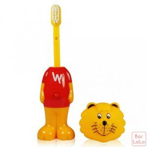 Pearlie White Lion Brush Care Baby Toothbrush-30451