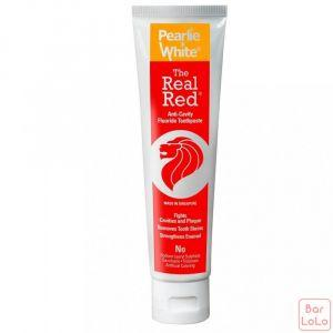Pearlie White The Real Red Anti-Cavity Floride Toothpaste-30464