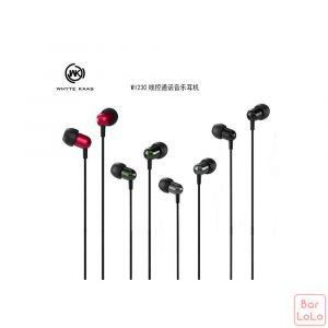 WK Wired earphone WI230-41086