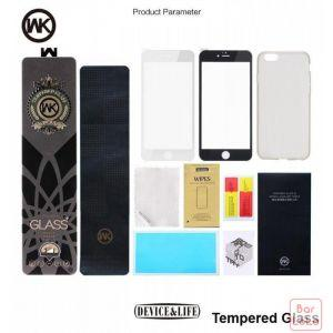 WK-Armor Series Frosted PET 3D curved edge tempered glass for  iph7 / 8-41435