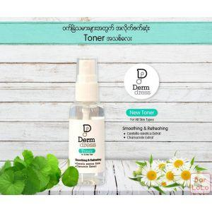 Derm Dress Toner-50673