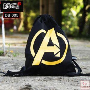Rebel Drawstring Bag (Advengers)-59102