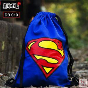 Rebel Drawstring Bag (Superman)-59113
