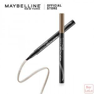 MAYBELLINE NEW YORK TATTOO BROW INK PEN GREY BROWN 0.5G (G3443100)-62290