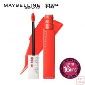 MAYBELLINE NEW YORK SUPER STAY MATTE INK LIQUID LIPS 25 HEROINE 5ML(G3500300)-62734