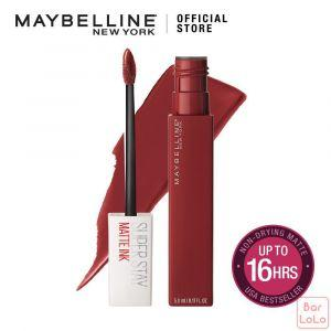 MAYBELLINE NWE YORK SUPER STAY MATTE INK LIQUID LIPS 50 VOYAGER 5ML(G3500800)-62740