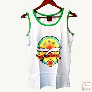 Vestige Myanmar Men Tank-Tops T-Shirt Two Knife (Code - 89300109.1)-64038