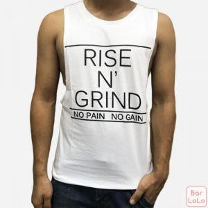Men Sleeveless T-Shirt  (Code - JB003)-64100