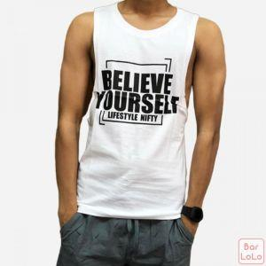 Men Sleevless T-Shirt (Code-JB006)-64108