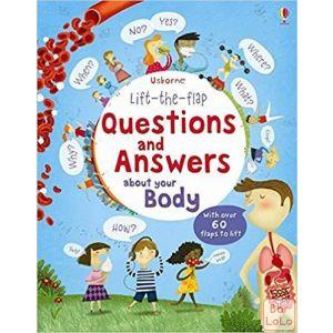 Education learning about the body book-65326