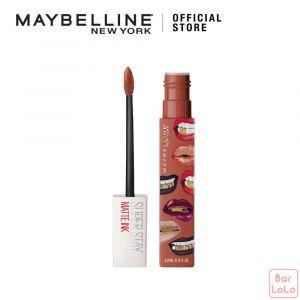 MAYBELLINE SUPER STAY MATTE INK ASHLEY LONGSHORE LIMITED EDITION LIPS 70 SEDUCTRESS ( G3803400 )-73374