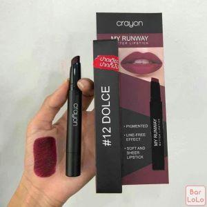Crayon My Runway Butter Lipstick#12Dolce-75703