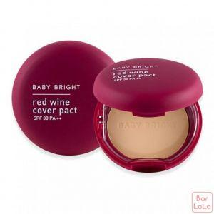 BabyBright Red Wine Cover Pact SPF30 PA   6.5 g-77984