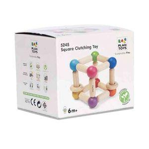 Square Clutching Toy (Code-52452)