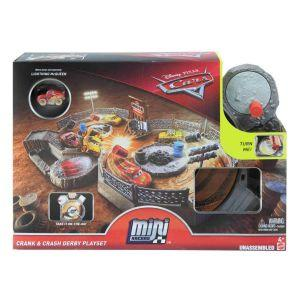 Cars Crank and Crash Derby Playset (Code-57633)