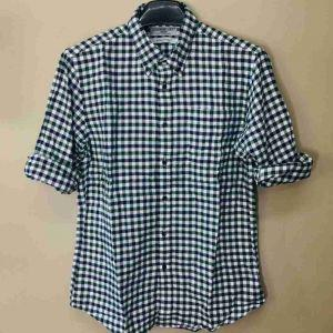 Men Flannel Shirts (XIX004)
