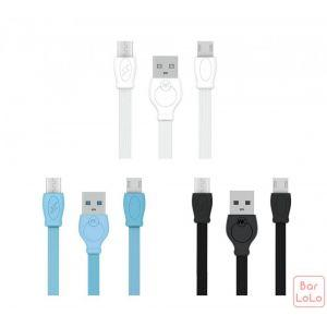 WK Fast cable 100cm 2 in 1 WDC-023-41428
