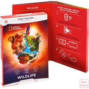 View-Master Experience Pack ( WildLife ) (code- 261974)-55492