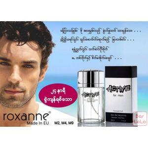 Roxanne Active Perfume For Men-55543