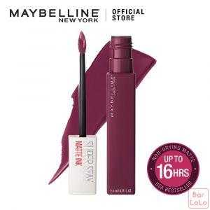 MAYBELLINE NEW YORK SUPER STAY MATTE INK LIQUID LIPS 40 BELIEVER 5ML(G3499900)-62727