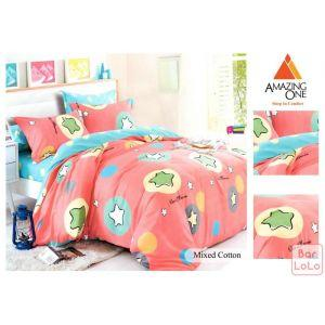 Amazing One Double Beed Sheet (5 in 1)Code : AZMYB5D-64528