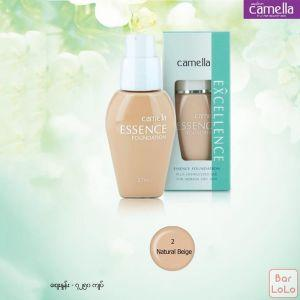 Camella Excellence Essence Foundation (Colour 2 Natural Beige)-73797