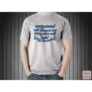 Men T-Shirt (Throne) (M)-73911