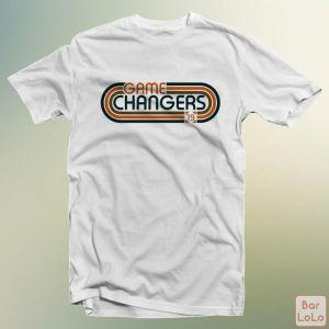 Men T-Shirt (Changers) (XXL)-74112